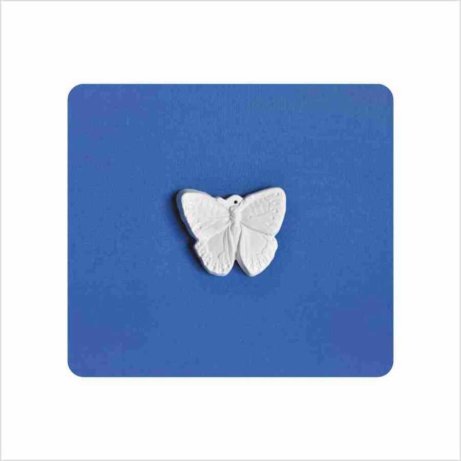 146 kl seramik obje kelebek 8x7x1 cm 609124 14 B -Artebella Art & Craft Hobi ve Sanat Ürünleri