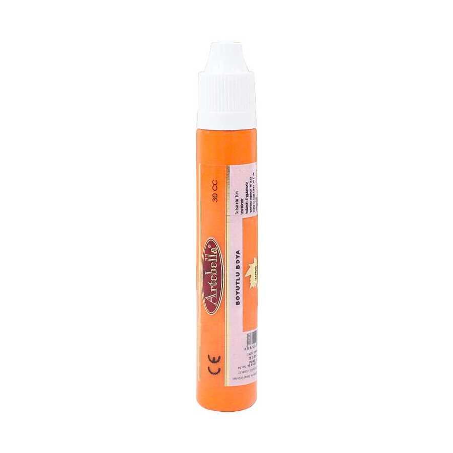 306930 artebella akrilik boyutlu boya turuncu 30 cc 606587 15 B
