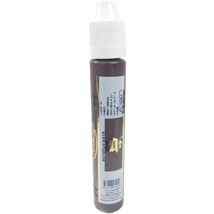 309530 artebella akrilik boyutlu boya kahverengi 30 cc 612484 15 B