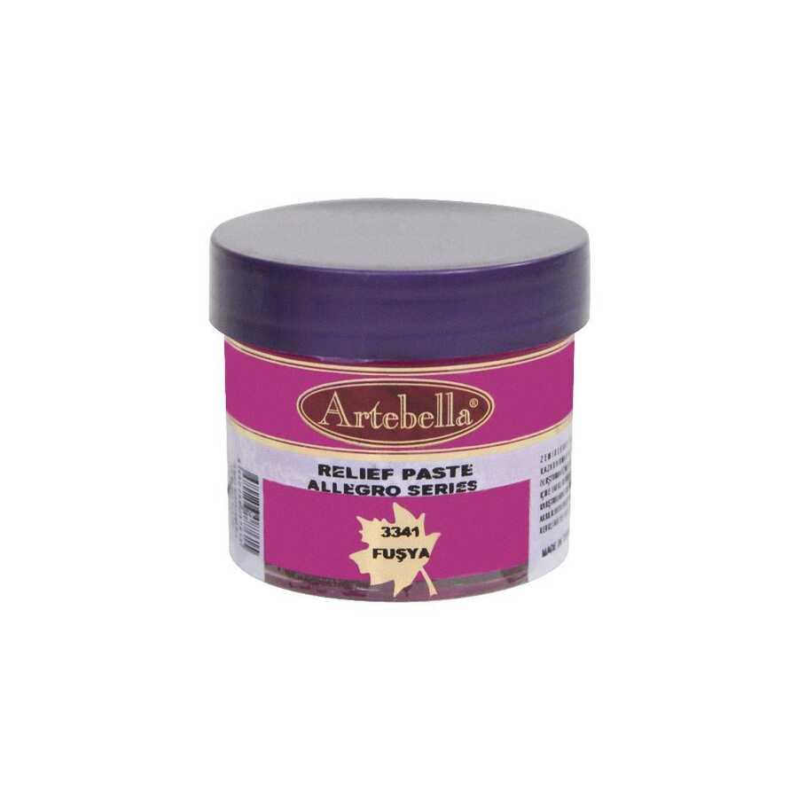 334150 artebella allegro rolyef pasta fusya 50 cc 16426 606567 15 B