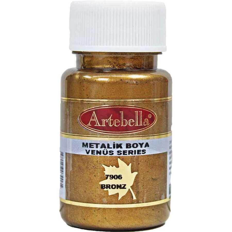 790650 artebella venus serisi metalik boya bronz 50 cc 610571 15 B -Artebella Art & Craft Hobi ve Sanat Ürünleri