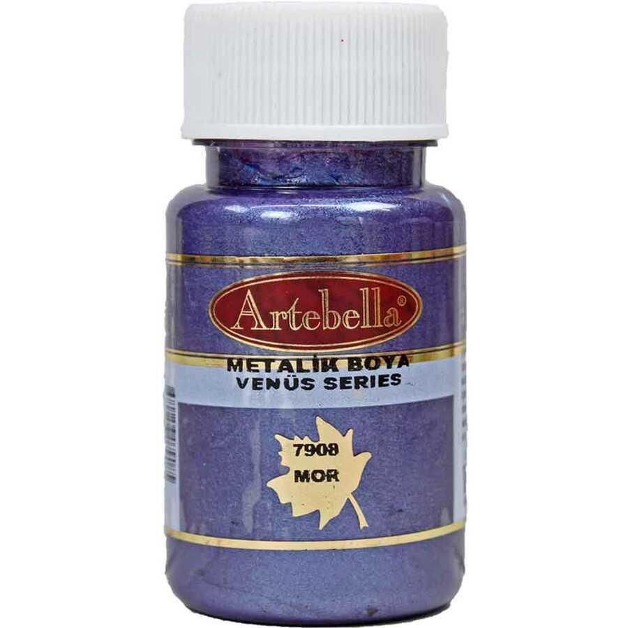 790850 artebella venus serisi metalik boya mor 50 cc 606617 15 B