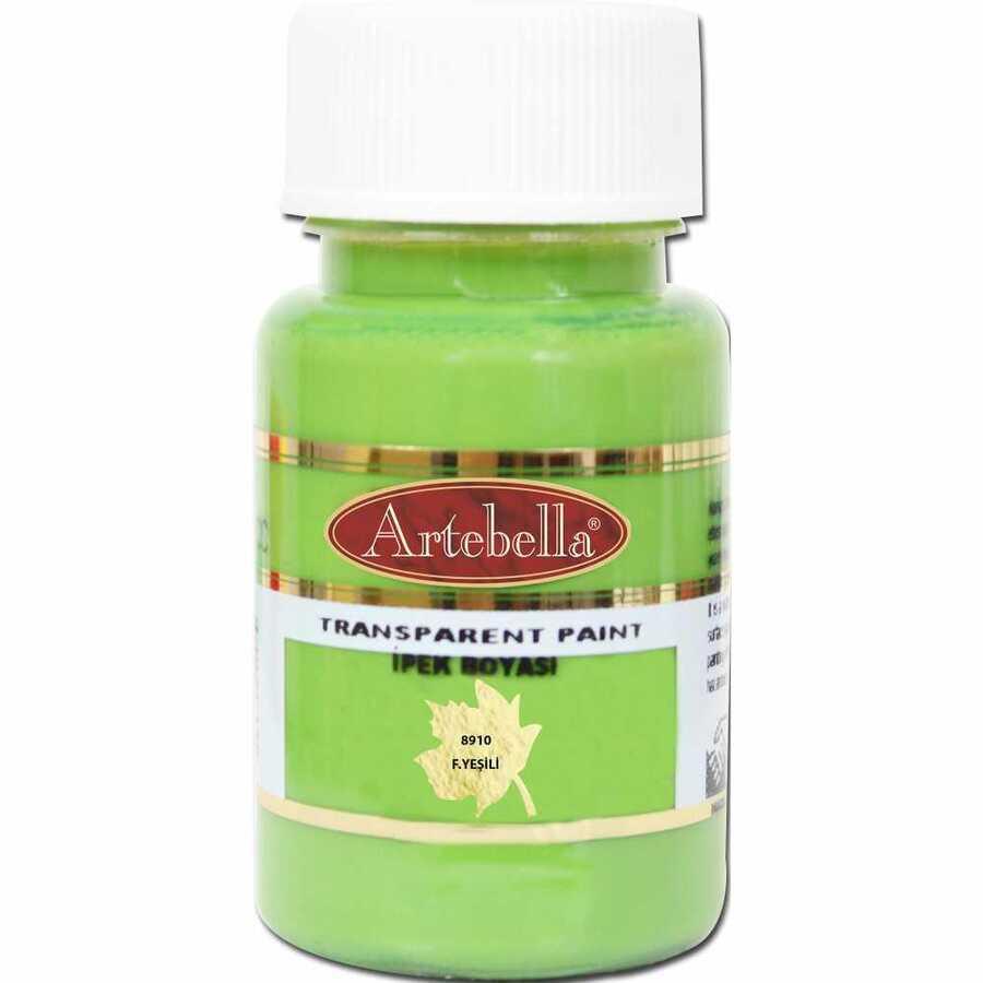891050 artebella transparan ipek boyasi 50 cc fistik yesili 606771 15 B -Artebella Art & Craft Hobi ve Sanat Ürünleri