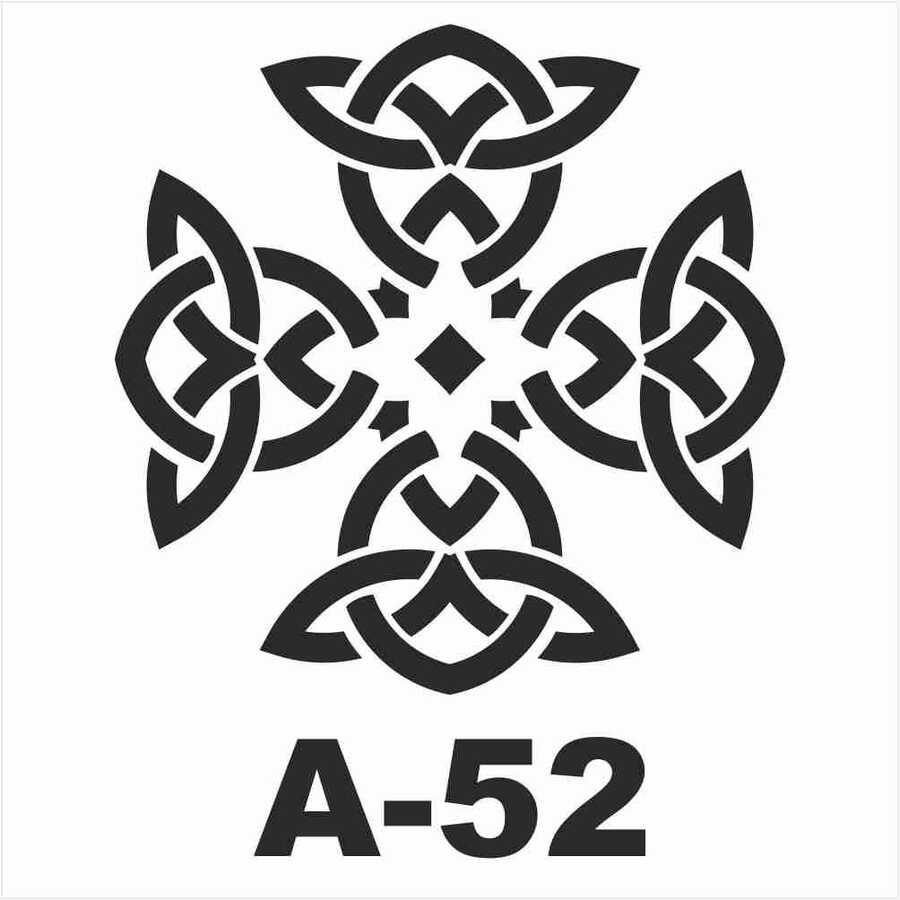 a 52 artebella stencil 20x20 cm 610546 14 B