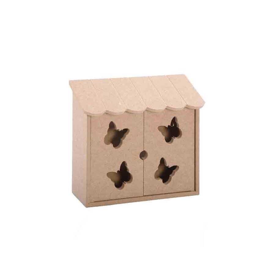 anh014 artebella ahsap mdf anahtarlik 27x24x8cm 593548 14 B -Artebella Art & Craft Hobi ve Sanat Ürünleri