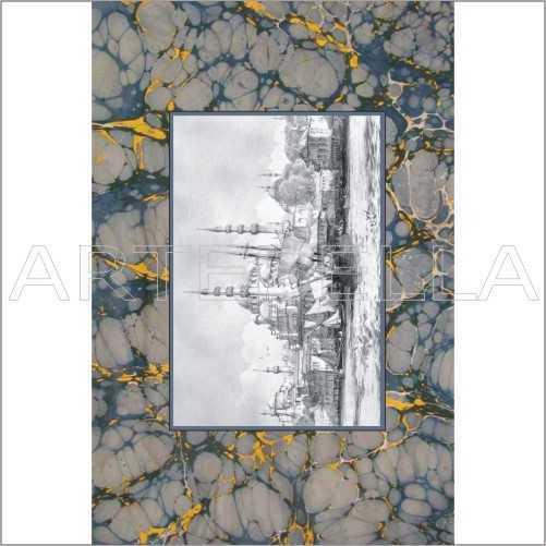 artebella 1508v klasik kolay transferacik zeminde uygulanir 23x34cm 596425 79 B