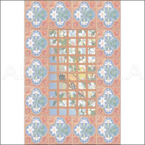 artebella 1561k mozaik transferkoyu zeminde uygulanir23x34cm kolay transfer hayvanlar alemi artebella 596569 95 B -Artebella Art & Craft Hobi ve Sanat Ürünleri