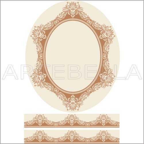 artebella 1751 v buyuk dantel transfer acik zeminde uygulanir23x34cm 599961 56 B -Artebella Art & Craft Hobi ve Sanat Ürünleri