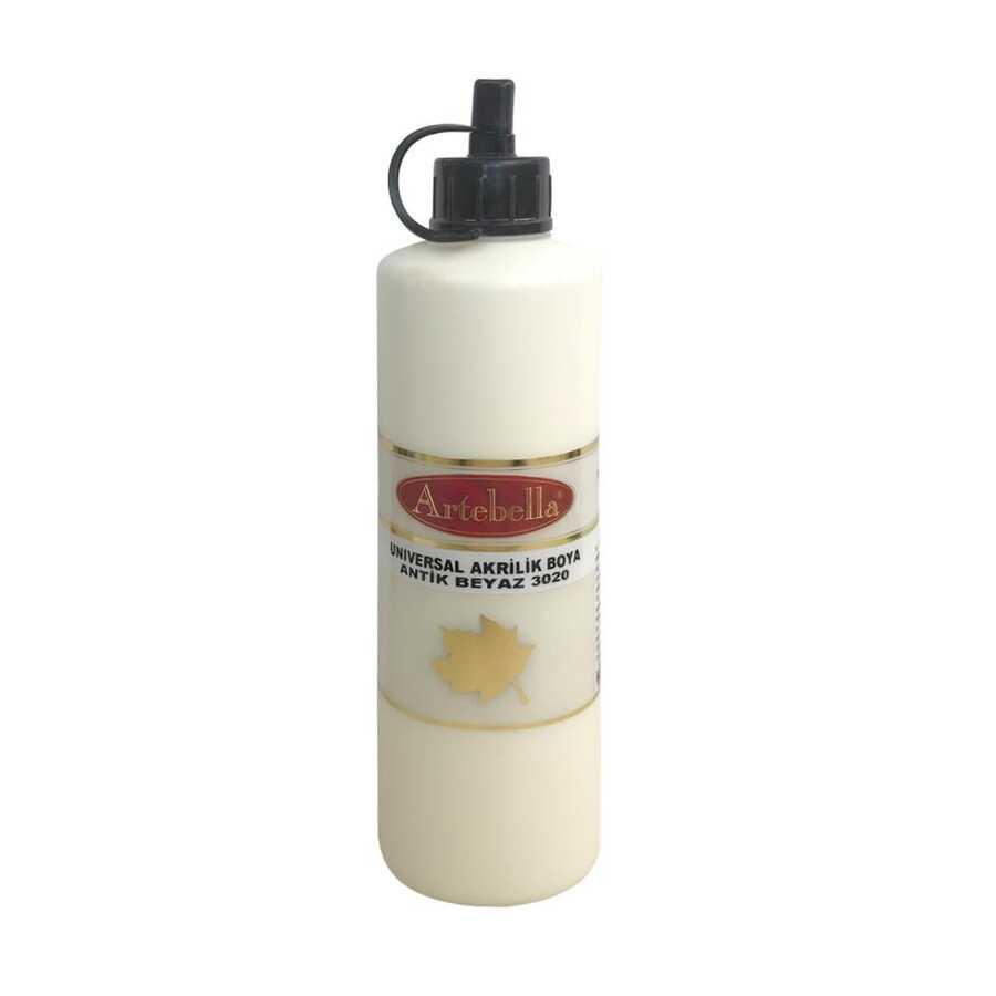 artebella 3020 antik beyaz 700 cc opak boya 601675 35 B