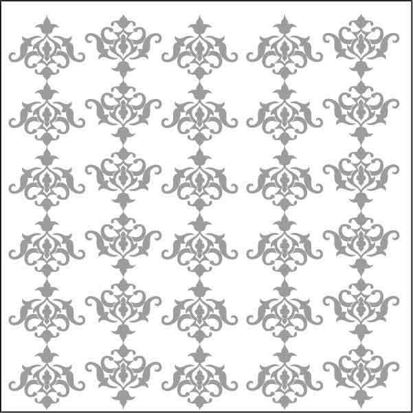 artebella 7307 silver kolay transfer 16x16 cm 605833 13 B -Artebella Art & Craft Hobi ve Sanat Ürünleri