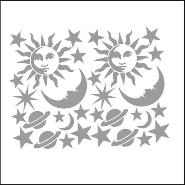 artebella 7333 silver kolay transfer 16x16 cm 609969 13 B -Artebella Art & Craft Hobi ve Sanat Ürünleri