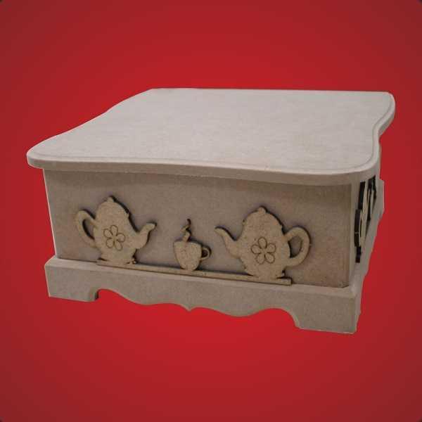artebella ahsap mdf bolmeli dekorlu cay kutusu kt 048 23x21x10 cm 593653 12 B