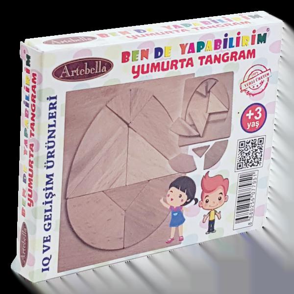 artebella ahsap yumurta tangram 610162 14 B