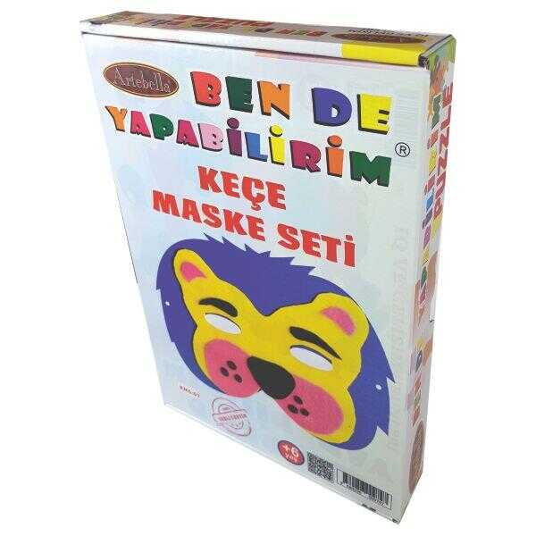 artebella ben de yapabilirim kece maske seti ksm 01 601486 14 B