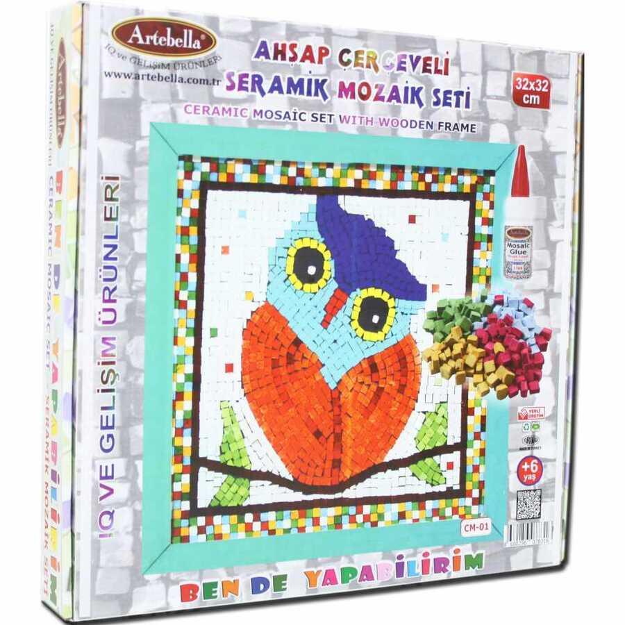 artebella bende yapabilirim seramik mozaik cm 01 610695 14 B