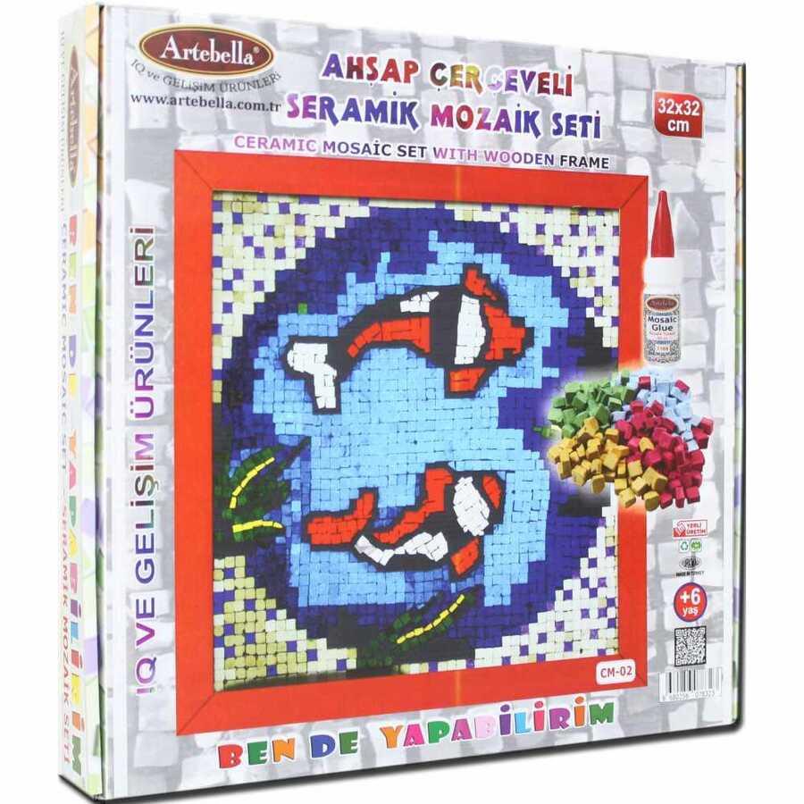 artebella bende yapabilirim seramik mozaik cm 02 610701 14 B