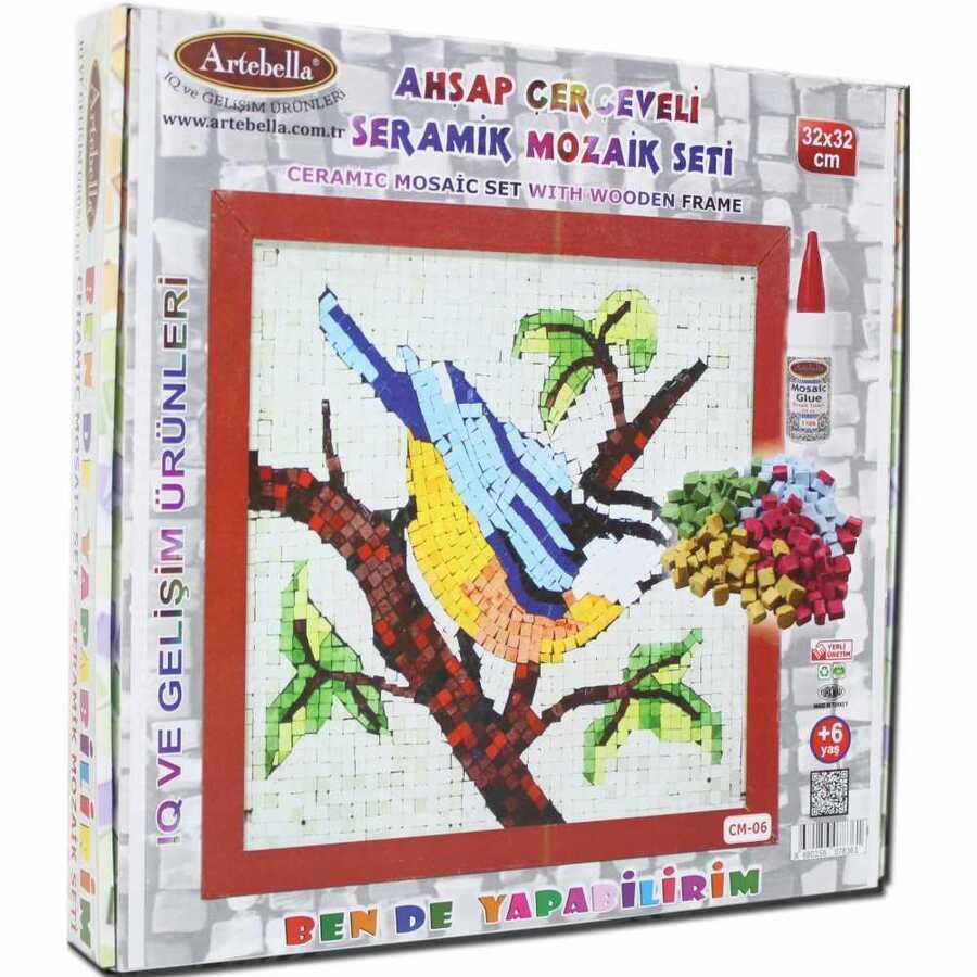 artebella bende yapabilirim seramik mozaik cm 06 612371 14 B