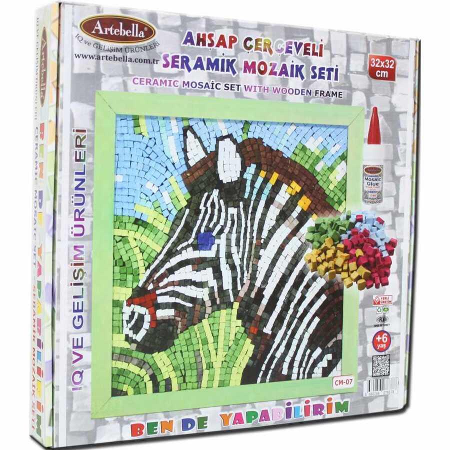 artebella bende yapabilirim seramik mozaik cm 07 610731 14 B