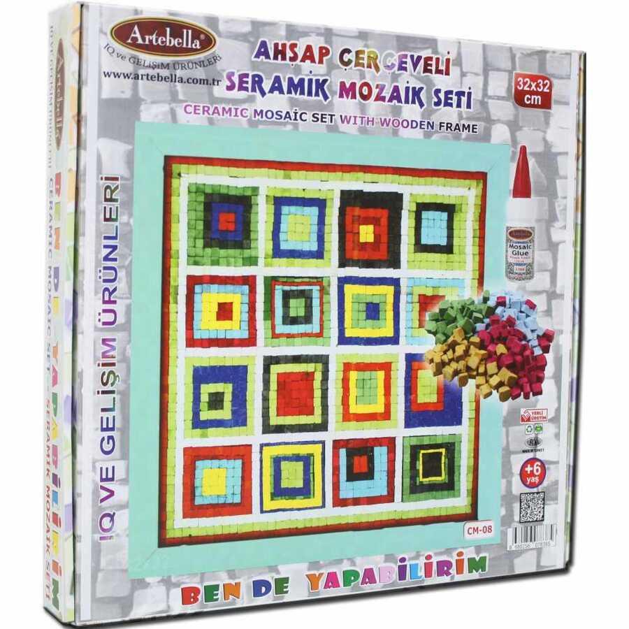 artebella bende yapabilirim seramik mozaik cm 08 610737 14 B