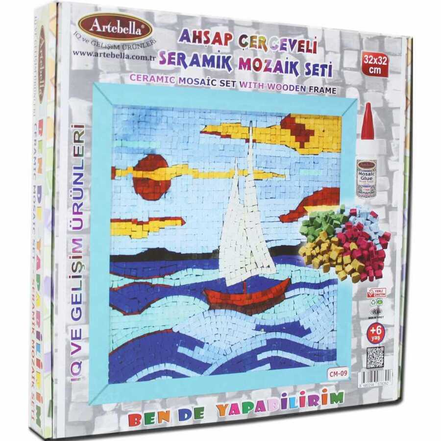 artebella bende yapabilirim seramik mozaik cm 09 594426 14 B