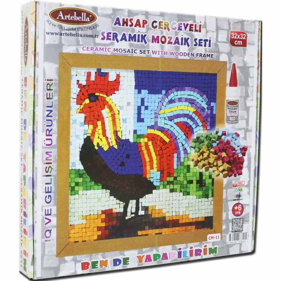 artebella bende yapabilirim seramik mozaik cm 11 610743 14 B