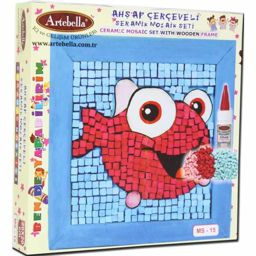 artebella bende yapabilirim seramik mozaik seti ms 15 610683 14 B