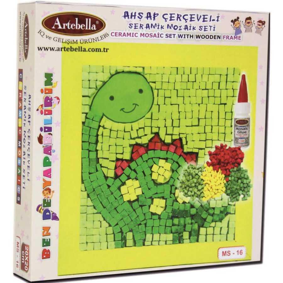 artebella bende yapabilirim seramik mozaik seti ms 16 609576 14 B