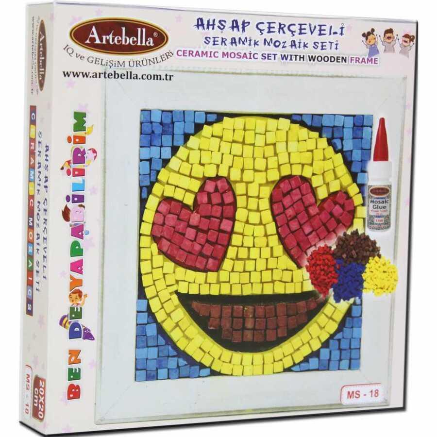 artebella bende yapabilirim seramik mozaik seti ms 18 606175 14 B