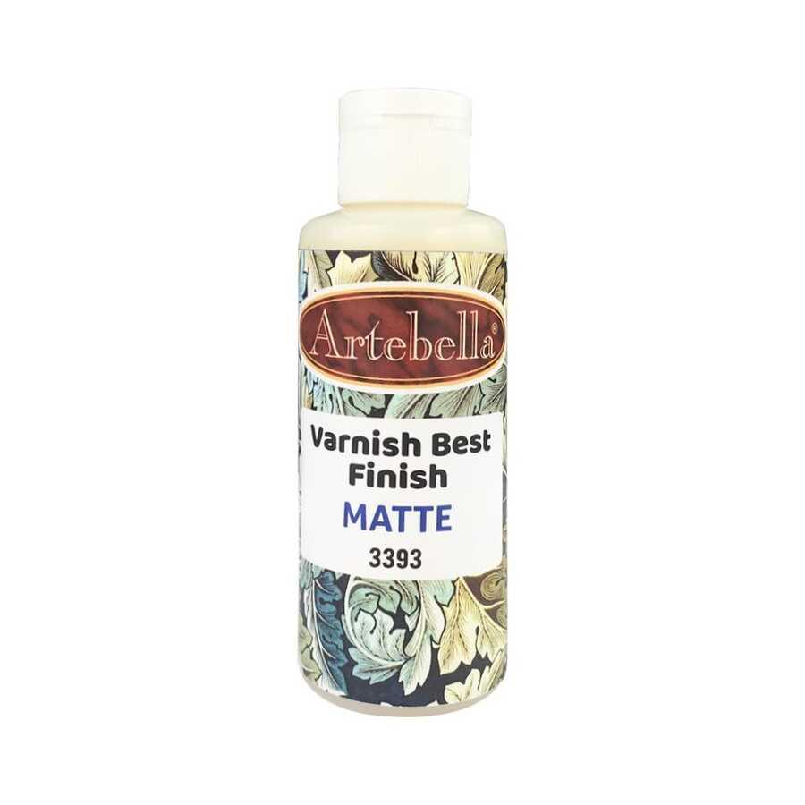 artebella best finish matte varnish 130 cc 3393 598688 14 B
