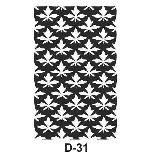 artebella d 31 stencil d serisi 20x30 cm 607443 54 B -Artebella Art & Craft Hobi ve Sanat Ürünleri