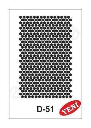 artebella d 51 stencil d serisi 20x30 cm 602015 35 B