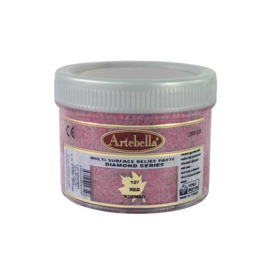 artebella diamond serisi multi rolyef pasta 101 mavi 250 gr 14556 597516 14 B -Artebella Art & Craft Hobi ve Sanat Ürünleri