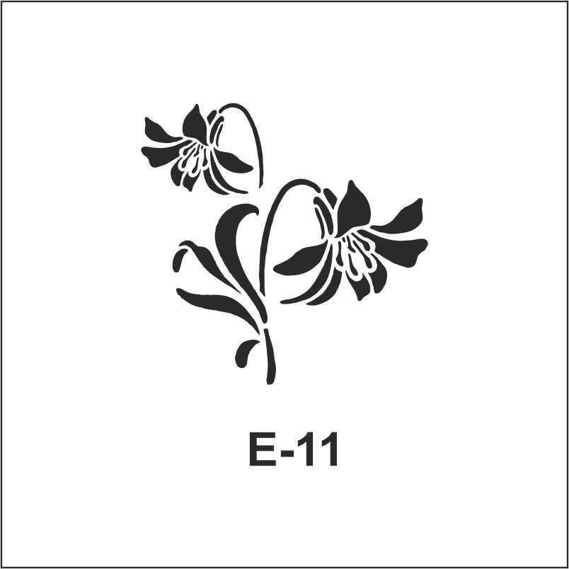 artebella e serisi stenciller e 11 602291 69 B