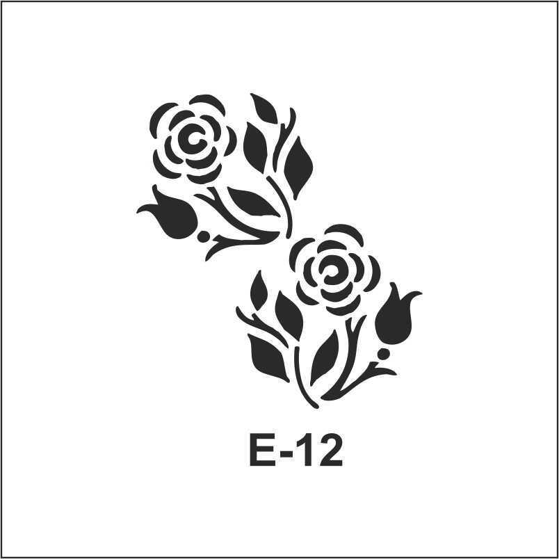 artebella e serisi stenciller e 12 602293 69 B