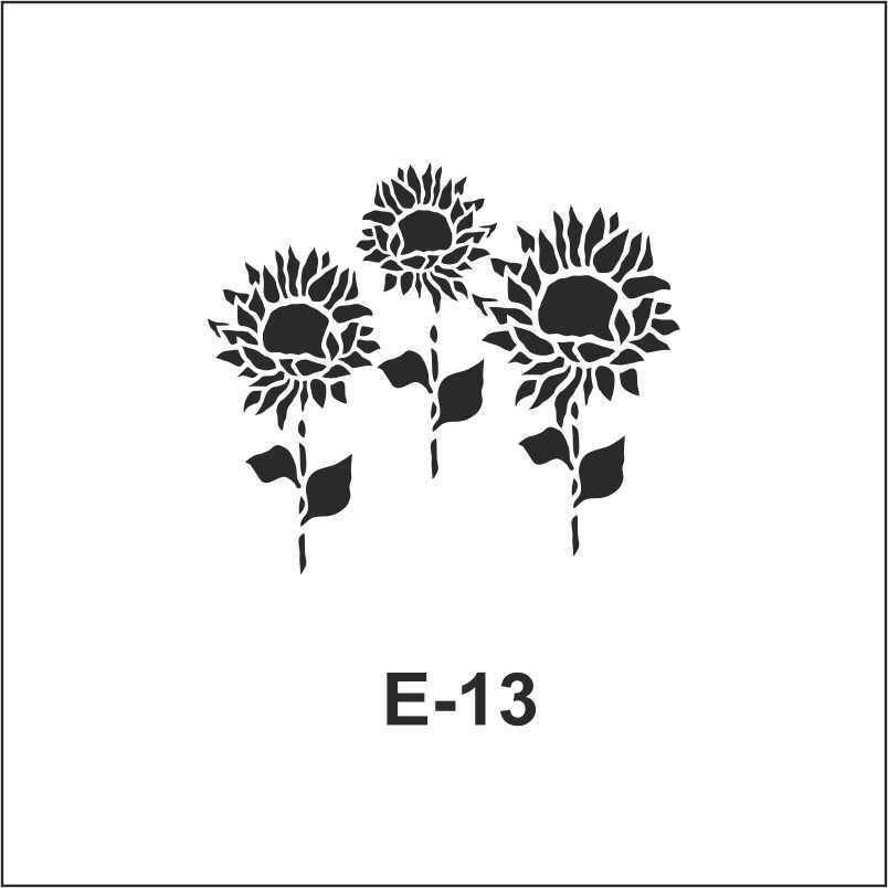 artebella e serisi stenciller e 13 602295 69 B