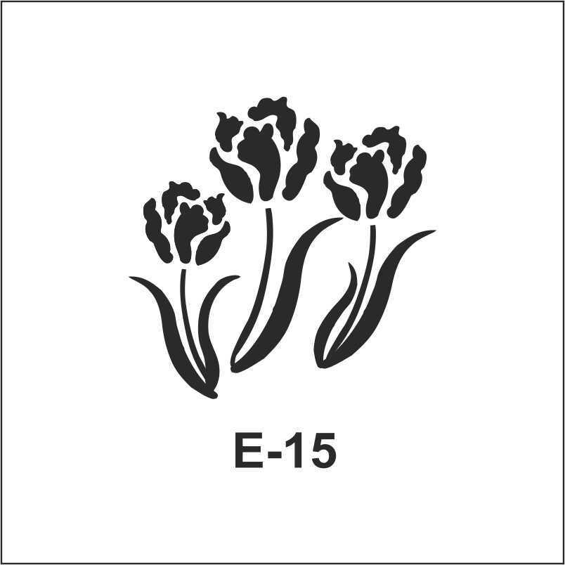 artebella e serisi stenciller e 15 602299 69 B