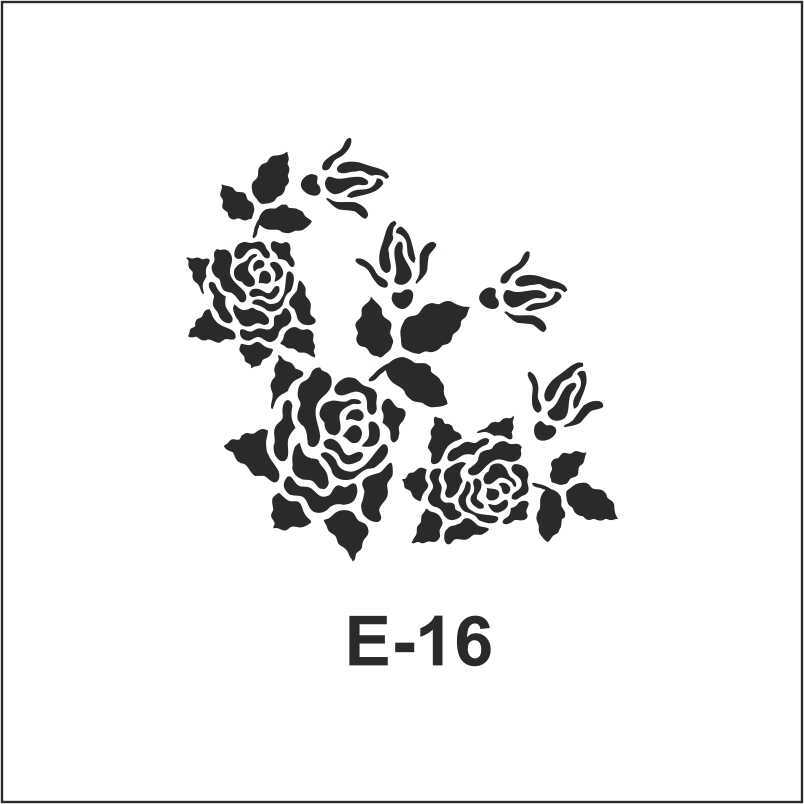 artebella e serisi stenciller e 16 609188 69 B
