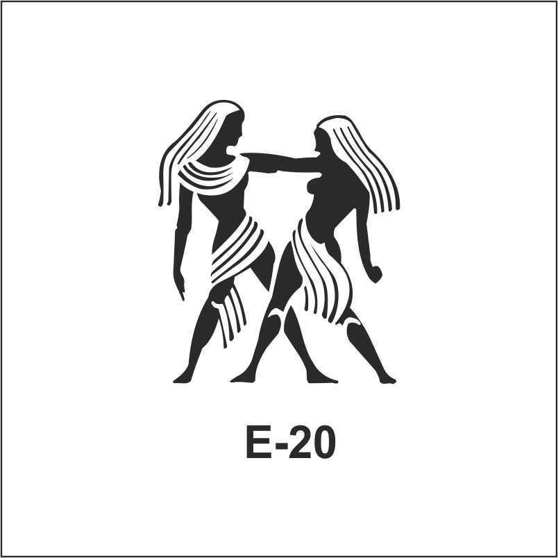 artebella e serisi stenciller e 20 stencil 11x11 cm e serisi stenciller 607985 70 B