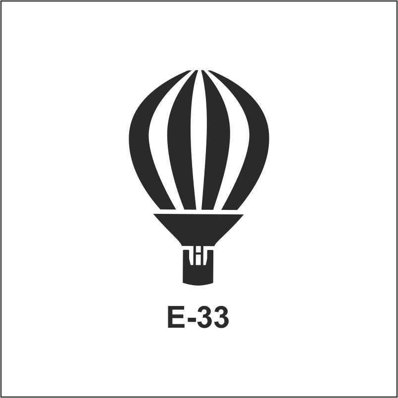 artebella e serisi stenciller e 33 stencil 11x11 cm 602365 35 B