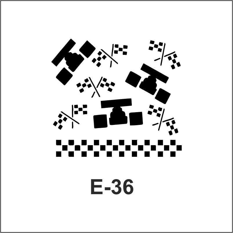 artebella e serisi stenciller e 36 stencil 11x11 cm 602371 35 B