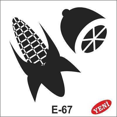 artebella e serisi stenciller e 69 stencil 10x10cm 11 602413 37 B