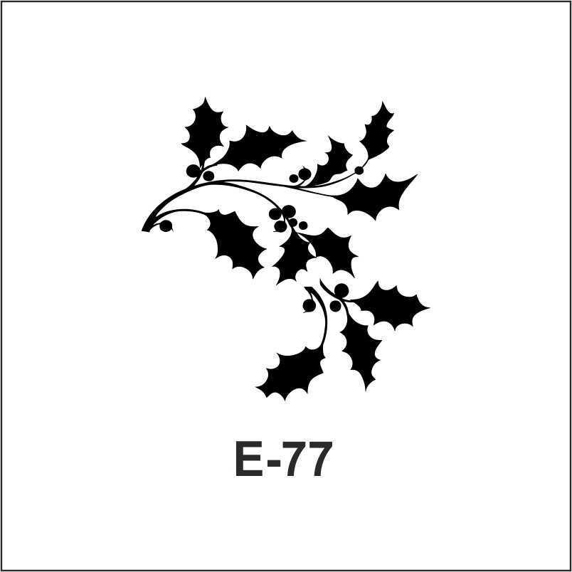 artebella e serisi stenciller e 79 stencil 10x10cm 11 602393 37 B