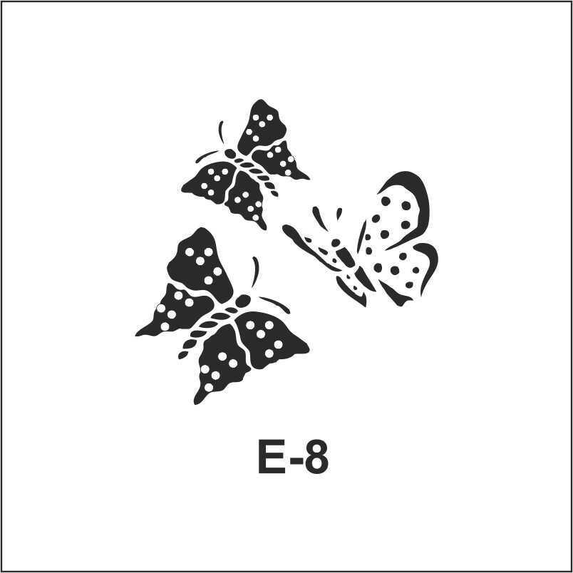artebella e serisi stenciller e 8 609186 69 B