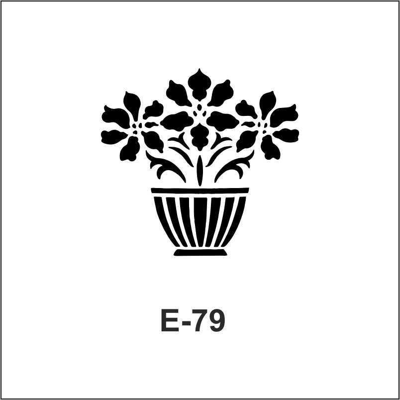 artebella e serisi stenciller e 80 stencil 10x10cm 602389 37 B