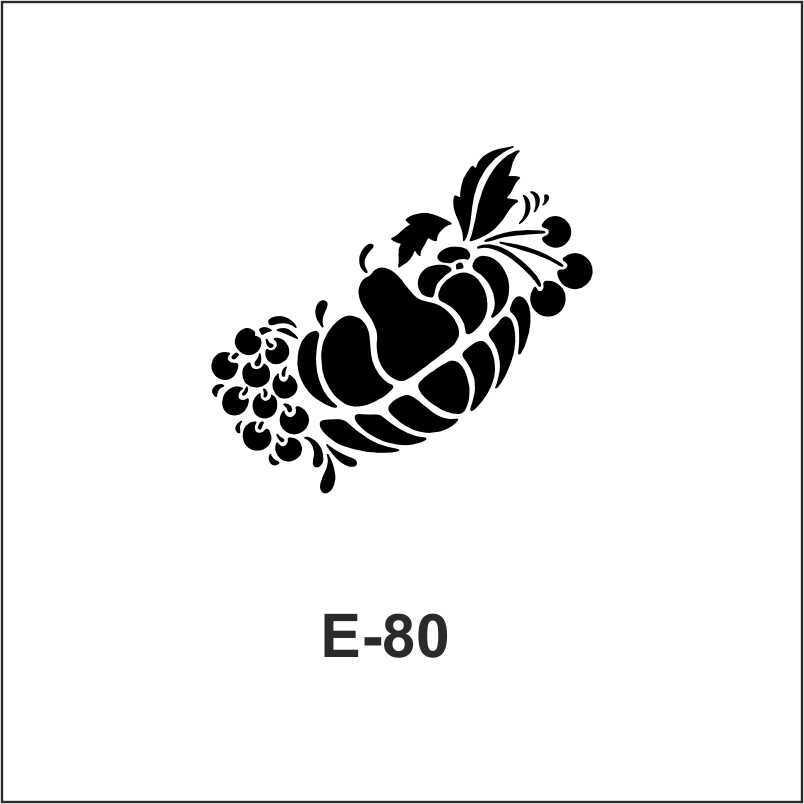 artebella e serisi stenciller e 81 stencil 10x10cm 602387 37 B