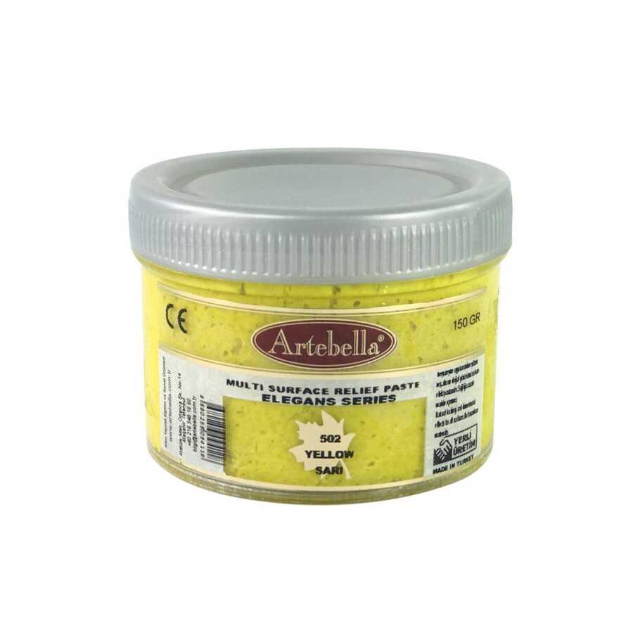 artebella elegans serisi multi rolyef pasta 502 sari 150 gr 597443 14 B