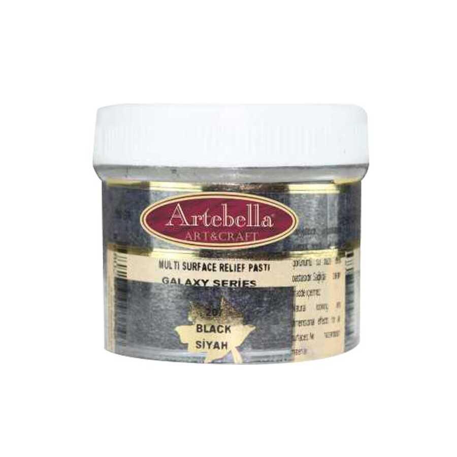artebella galaxy serisi multi rolyef pasta 210 kirmizi 250 gr 597494 14 B -Artebella Art & Craft Hobi ve Sanat Ürünleri