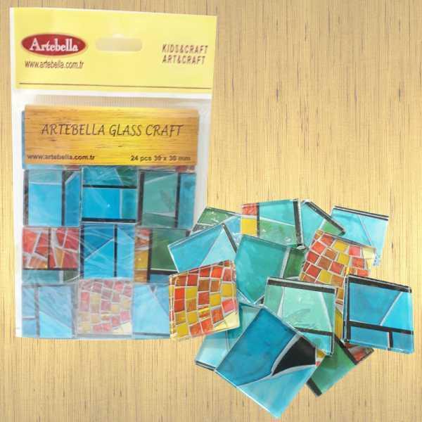 artebella glass craft cam mozaik gc05 594403 14 B
