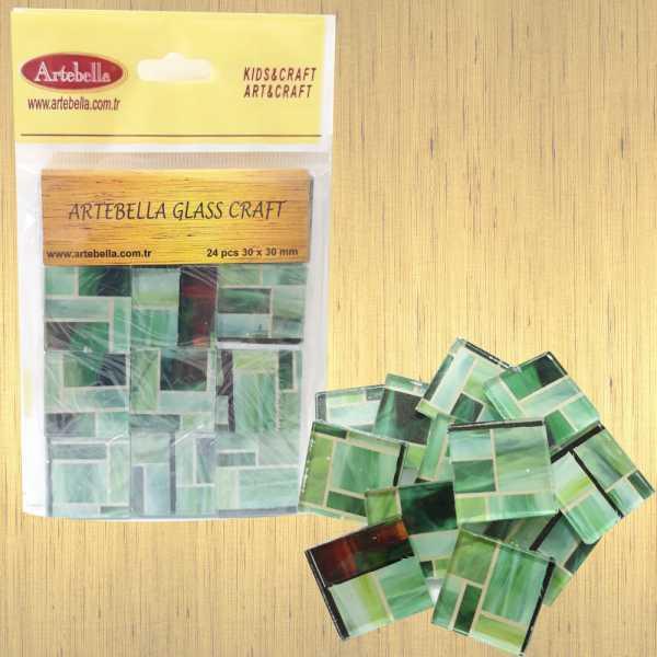 artebella glass craft cam mozaik gc08 594400 14 B -Artebella Art & Craft Hobi ve Sanat Ürünleri