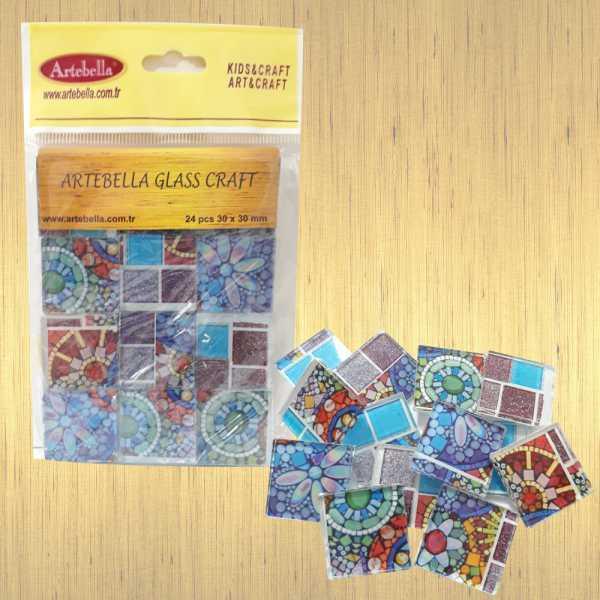 artebella glass craft cam mozaik gc12 598464 14 B